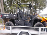 Atv side by side rentals and tour