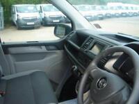 Volkswagen Transporter 2.0 Tdi Bmt 84 Startline Van DIESEL MANUAL WHITE (2016)