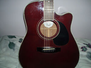 TAKAMINE ACOUSTIC/ ELECTRIC...new price