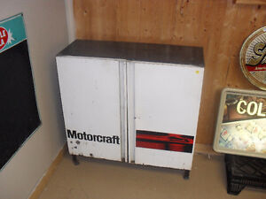 Ford Motorcraft Cabinet