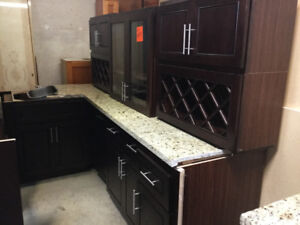 good used vanities and kitchen cupboards