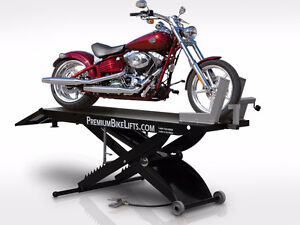 Motorcycle Lift: Ultimate Package