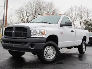 2008 Dodge Power Ram 2500 4x4( ÉDITION SNOW CHIEF)