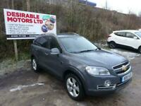 2010 Chevrolet Captiva 2.0 VCDi LTZ 5dr [7 Seats] Estate Diesel Manual