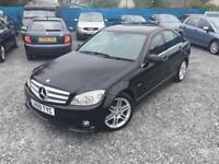 Mercedes-Benz C250 2.1CDI Blue F auto CDI Sport***3 MONTHS WARRANTY **FINANCE
