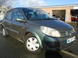 2004 54 RENAULT SCENIC 1.6 EXPRESSION 16V 5D AUTO 116 BHP