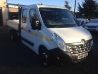 Renault Master 2.3dCi 2016 66 Reg 8321 miles Business DCLL35TW 125