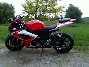2007 Suzuki GSX-R 600 - MINT CONDITION