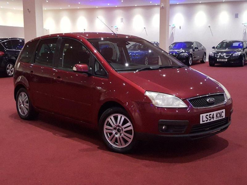 2004 ford focus c max 2 0 tdci ghia 5dr in luton bedfordshire gumtree. Black Bedroom Furniture Sets. Home Design Ideas