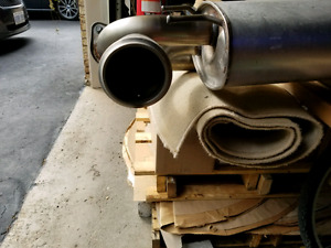 exhaust fitment for BRZ FR-S and Toyota 86