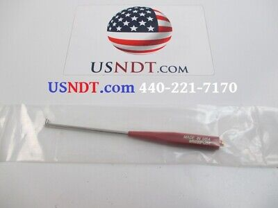 Eddy Current 18 X 6 100-500khz Right Angle Surface Probe Flaw Detector Ndt