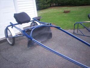 For sale Brodeur jog cart