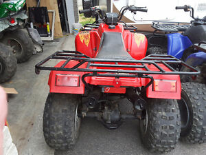 2005 250cc 4 wheeler $1200 Peterborough Peterborough Area image 2