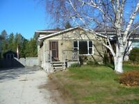 Port Elgin House for Rent Nov 1st