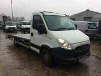 2012 62 IVECO DAILY 2.3TD 35S11 MWB SEMI AUTOMATIC RECOVERY TRUCK
