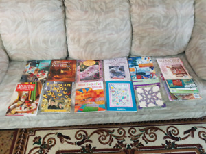 Quilting Books. New condition.