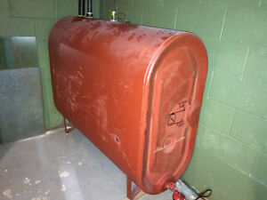 Oil Tank for furnace or water heater