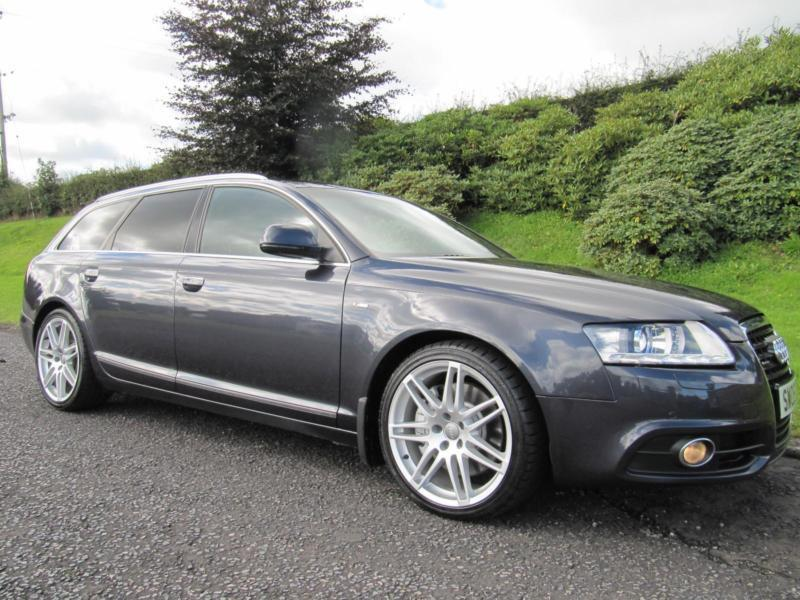 2009 audi a6 avant 3 0 tdi s line quattro face lift model 245bhp 4x4 in banbridge county down. Black Bedroom Furniture Sets. Home Design Ideas