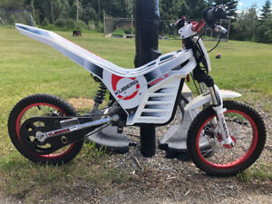 Kuberg Trial E 2013 Trial Bike with brand new batteries!