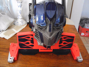 HASBRO TRANSFORMERS LEARNING LAPTOP