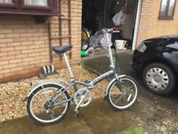 Dawes jack quality folding bike