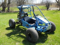 250cc Dune buggy Liquid Cooled 4speed w/ Reverse Goes 75kmh +