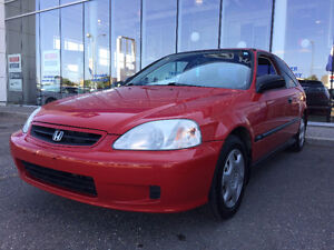 2000 Honda Civic Hatchback