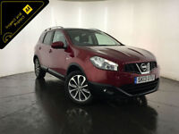 2013 NISSAN QASHQAI +2 TEKNA DCI 7 SEATER 1 OWNER SERVICE HISTORY FINANCE PX