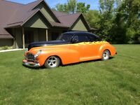 1947 Chevy Fleetline Custom