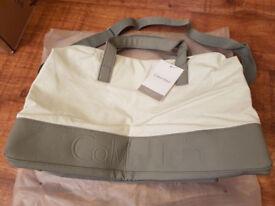 BRAND NEW- Calvin Klein Duffel Bag. Mens,Grey - Gym/work/travel bag