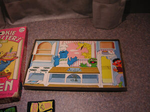 Vintage Sesame Street Games Kitchener / Waterloo Kitchener Area image 4