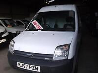 Ford Transit Connect 1.8TDCi 90ps Euro IV T230 LWB Bennett Van Sales Ormskirk