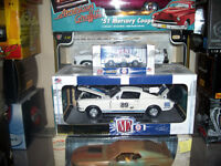 Carrol Shelby Collector Set 1/24 diecast