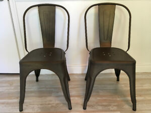 Structube Dining Chairs (LOU) - $90
