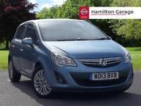 2013 Vauxhall Corsa 1.4 Energy 5dr [AC] 5 door Hatchback