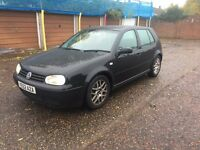 Vw golf gt tdi 150pd in excellent condition inside and out