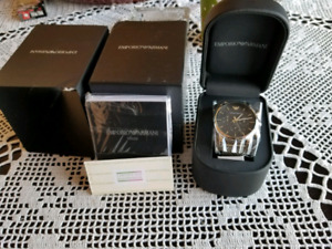 Montre/Watch Emporio Armani, original
