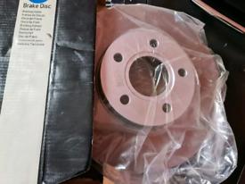 Break Disks an Pads NEW