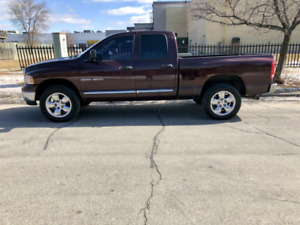2006 Dodge Ram Laramie immaculate condition safetied!!