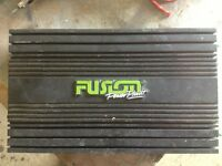 Fusion Power Plant 4 Channel amp