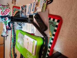Wii , Wii fit board, games, accessories like new