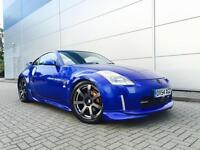 2004 04 Nissan 350Z 3.5 V6 GT Pack Coupe + BODY KIT + NISMO STYLING + LEATHER +