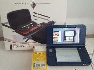 Nintendo 3DS XL Launch Edition Console (Galaxy Style)