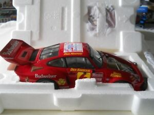 EXOTO 1979 PORSCHE 935 Budweiser #6 24Hr Daytona RACING LEGENDS