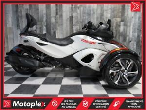 2014 Can-Am SPYDER RSS SM5 56$/SEMAINE