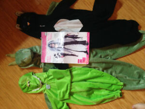 Costumes d' Halloween enfants de 5$ à 15$