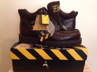 Brown Cat Brunswick JR063 Footwear Size 11 (Brand New)