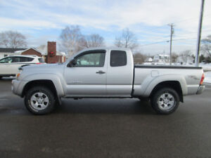 2008 TOYOTA TACOMA TRD OFF ROAD 4X4 TRADE WELCOME