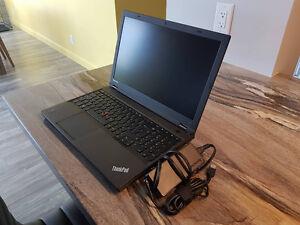 Lenovo t540p ThinkPad intel CORE i5