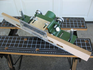 Precise Router Table Fenc